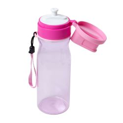 Бутылка Jungle (sport) Pink 390 ml